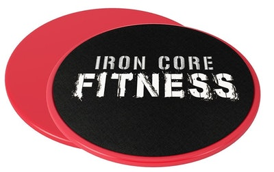 Iron Core Fitness Gliding Discs