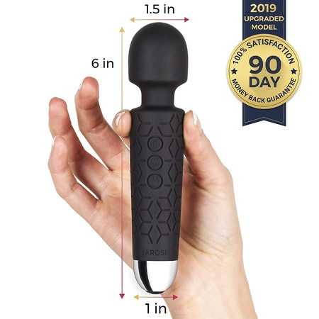 Micro Wand Massager