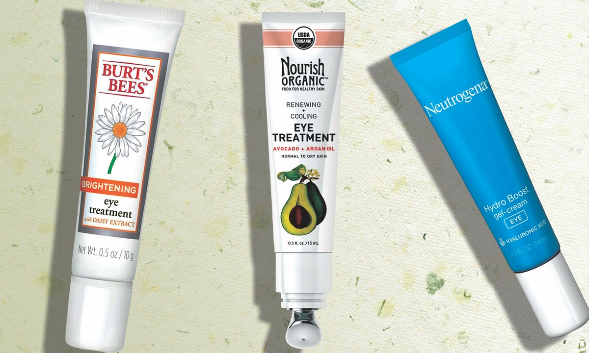 The 5 Best Affordable Eye Creams