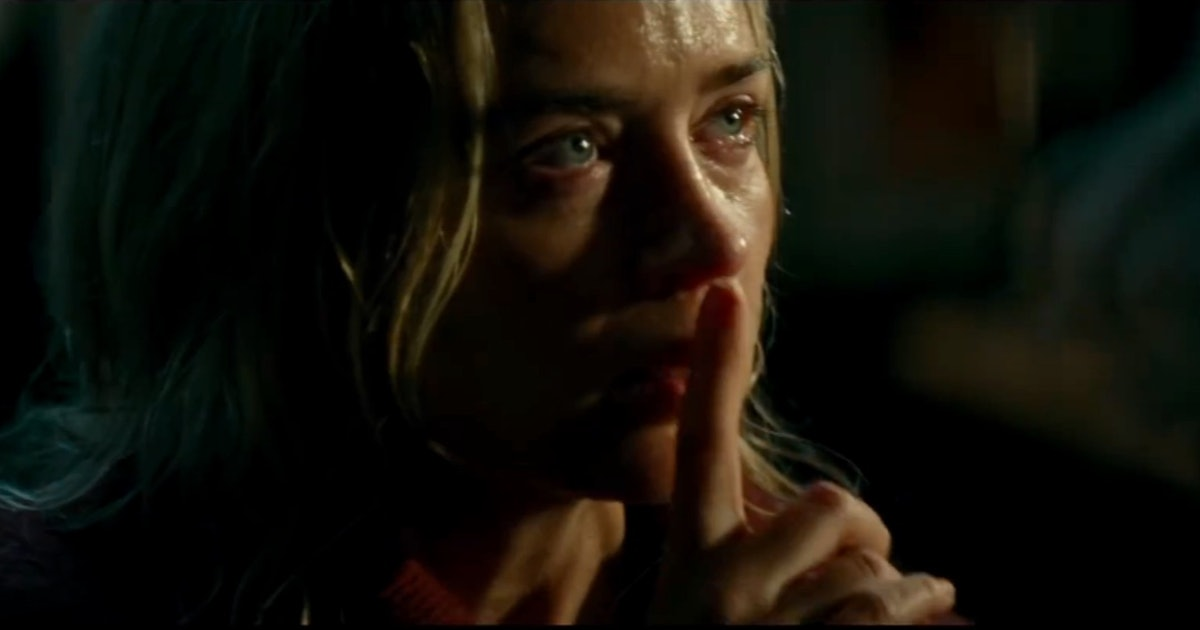 9 Horror Movies You Can Stream Right Now From 'A Quiet Place' To 'The Conjuring'