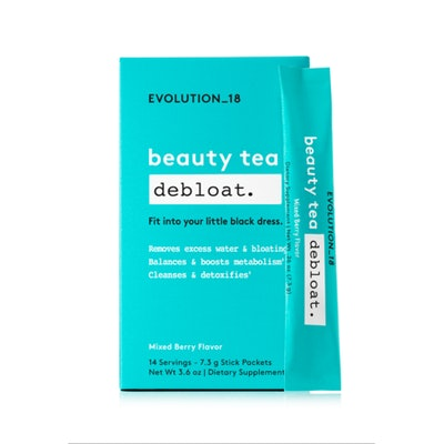 Vitamin and Antioxidant Debloat Beauty Tea