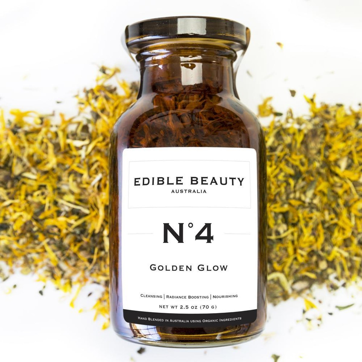 Golden Glow Tea