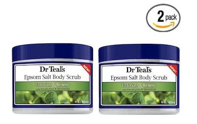 Dr. Teal's Epsom Salt Body Scrub (2 Pack)