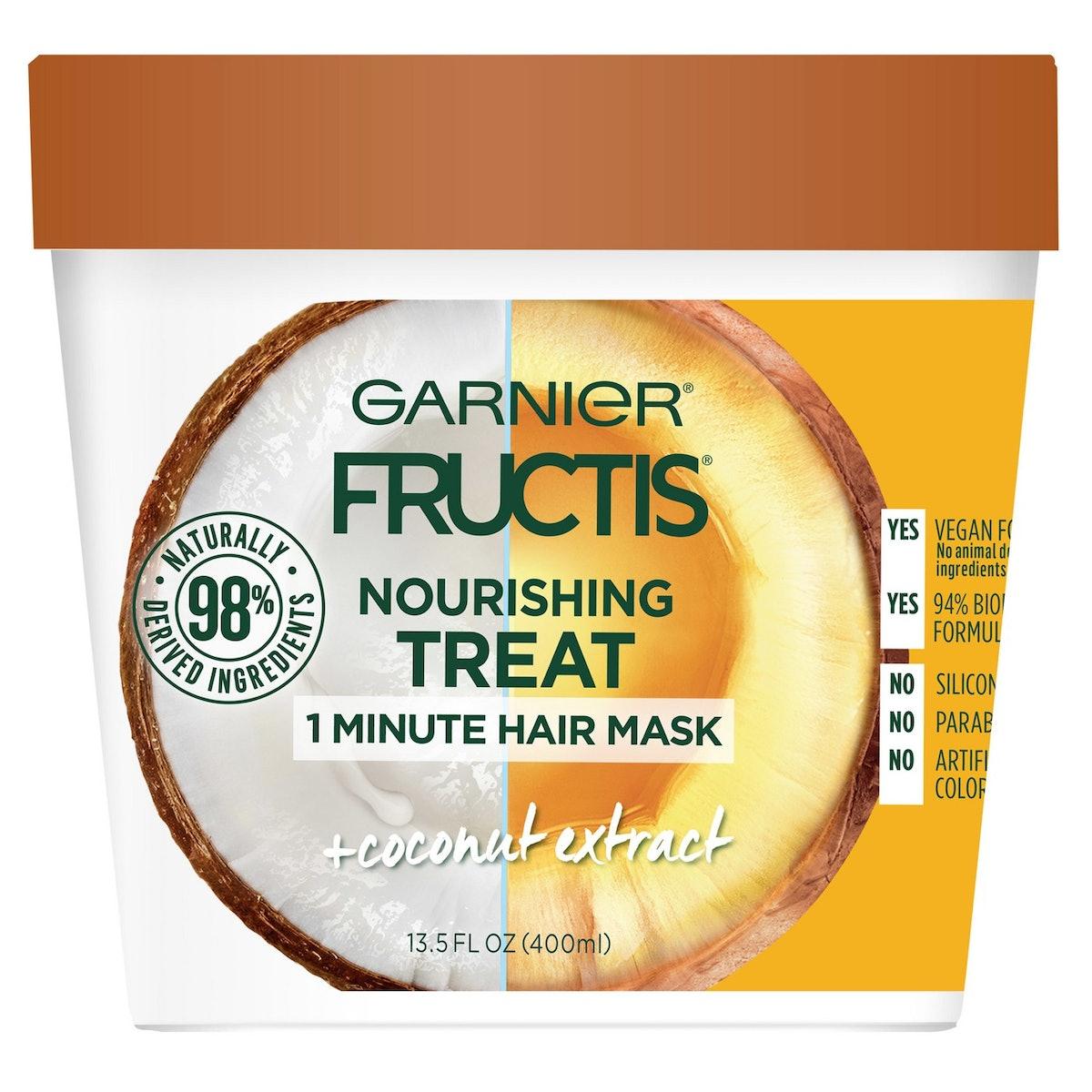 Garnier Fructis Hair Mask + Coconut Extract