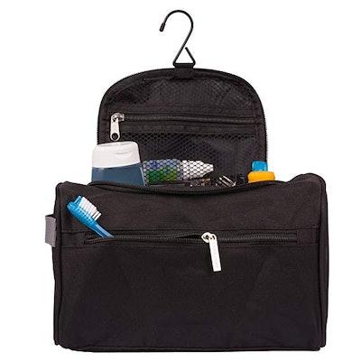 TravelMore Hanging Travel Toiletry Bag