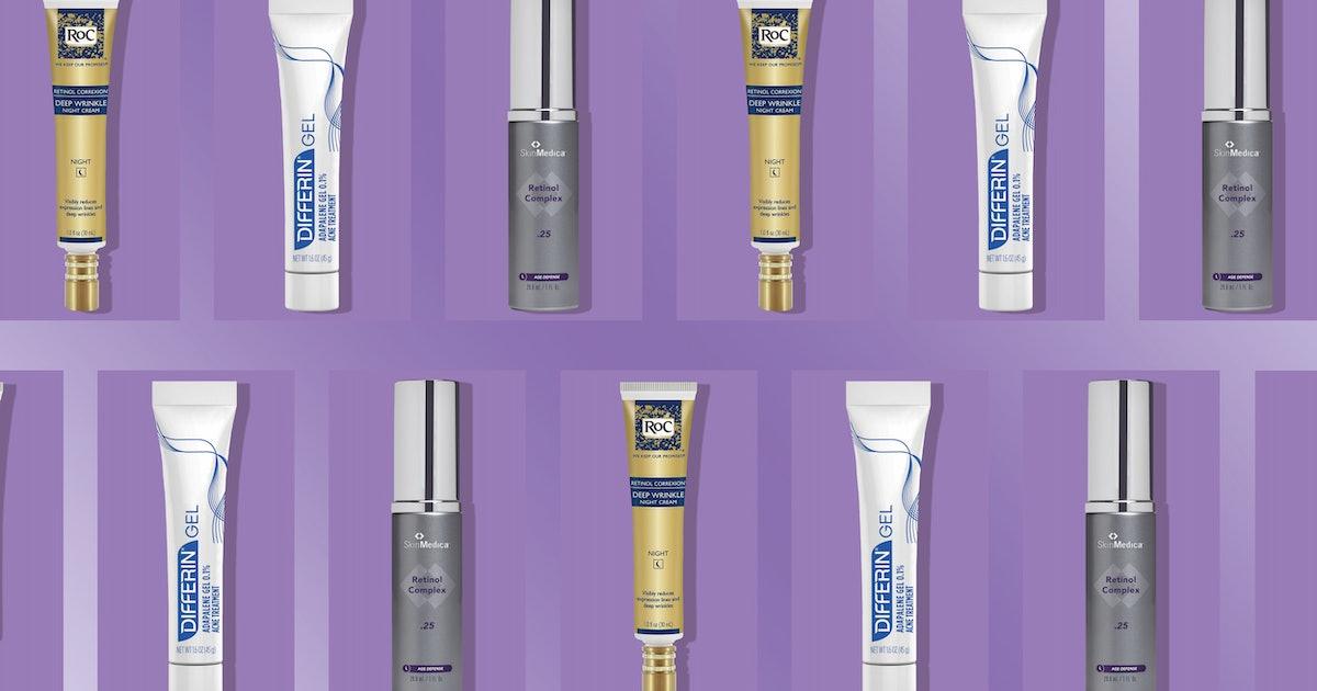 The 4 Best Night Creams With Retinol