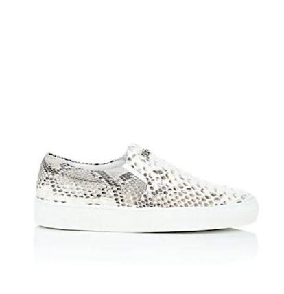 Women's Maddox Python Sneakers
