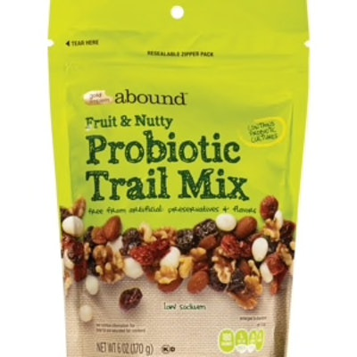 Gold Emblem Abound Fruit & Nutty Probiotic Trail Mix
