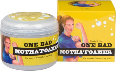 One Bad Motha'Foamer Carbonated Bubble Clay Mask