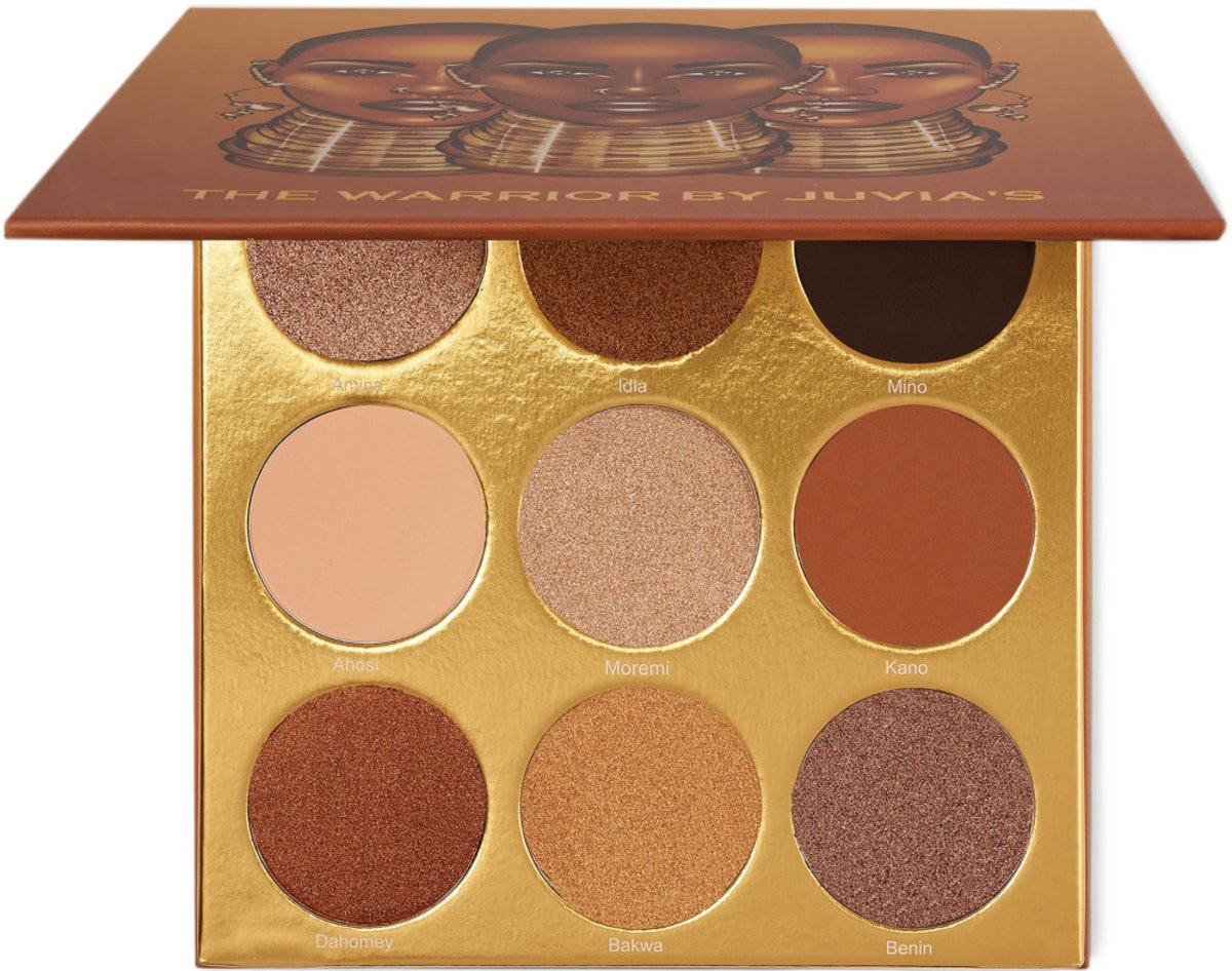 Juvia's Place The Warrior Eyeshadow Palette