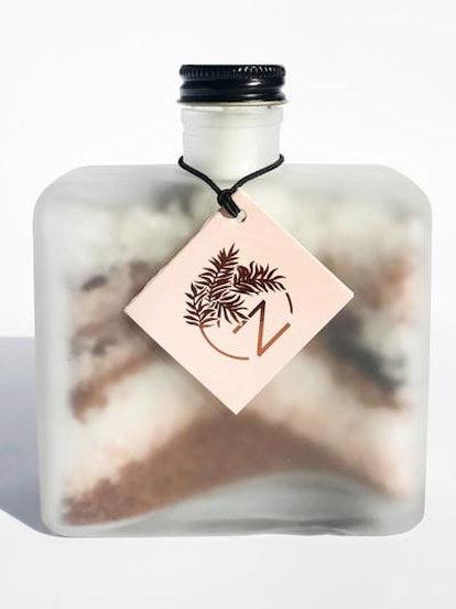 Hibiscus + Orange Blossom Floral Salk Soak