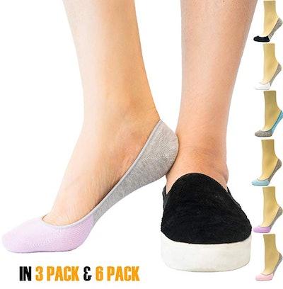 Thirty 48 No-Show Socks (3 Pairs)