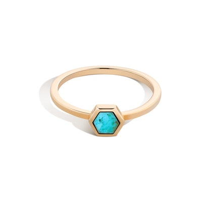 Customizable Mini Honey Ring