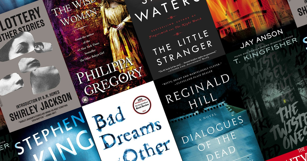 The Terrifying Books That Scared These 15 Thriller, Horror, And True