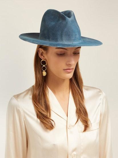 Norma Fedora Hat
