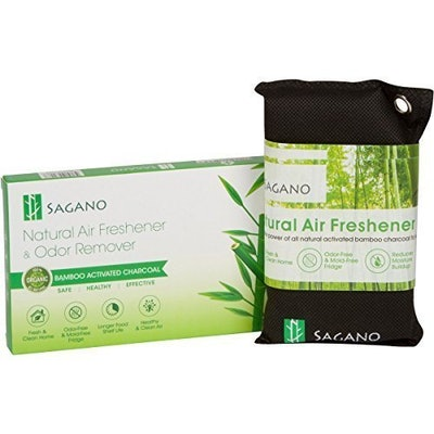Sagano Natural Activated Charcoal Odor Absorber Air Purifier