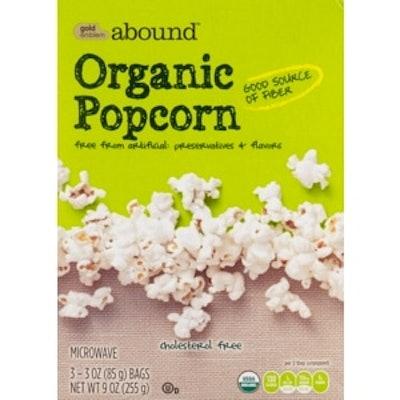 Gold Emblem Abound Organic Popcorn