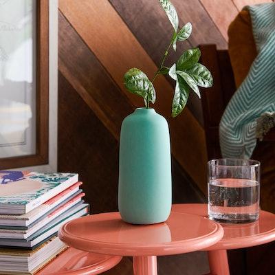Galway Green Decorative Vase