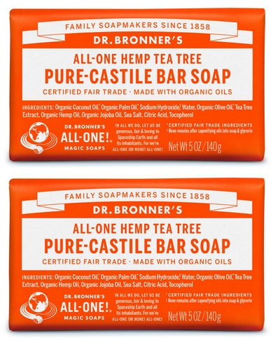 Dr. Bronner's Hemp Tea Tree Soap