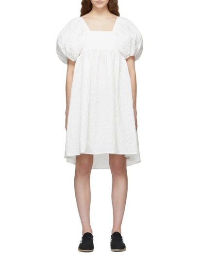 White Ragnhild Dress