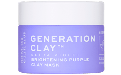 Ultra Violet Brightening Purple Clay Mask