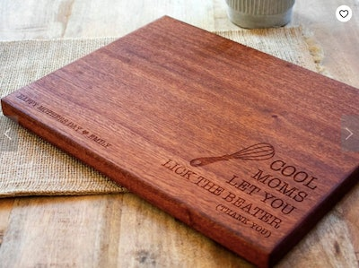 Mothers Cutting Board