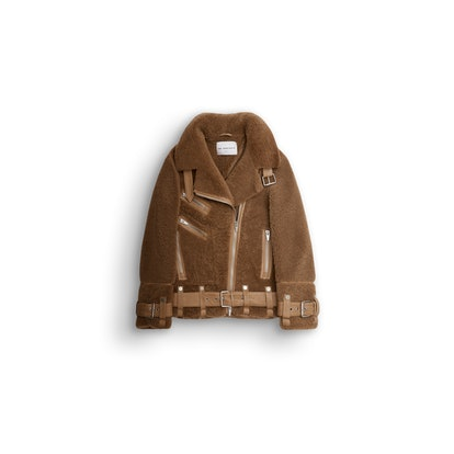 Moya III Teddy Oversized Teddy Shearling