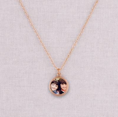 Rose Gold Katy Necklace