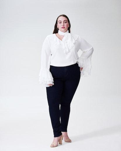 Rodarte x Universal Standard Blouse - White