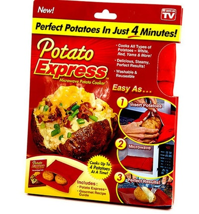 Potato Express Potato Cooker