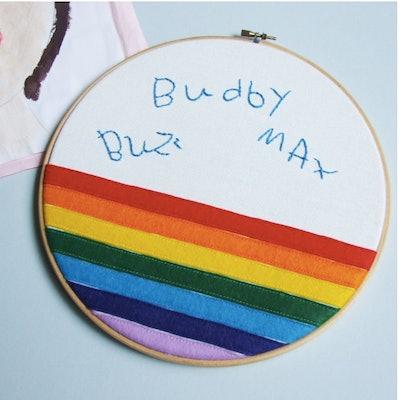 Child's Handwriting Gift