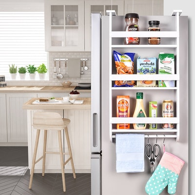 Sunix Refrigerator Side Storage Shelf