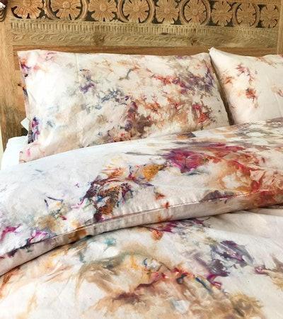 Phoenix Hand Dyed Bedding