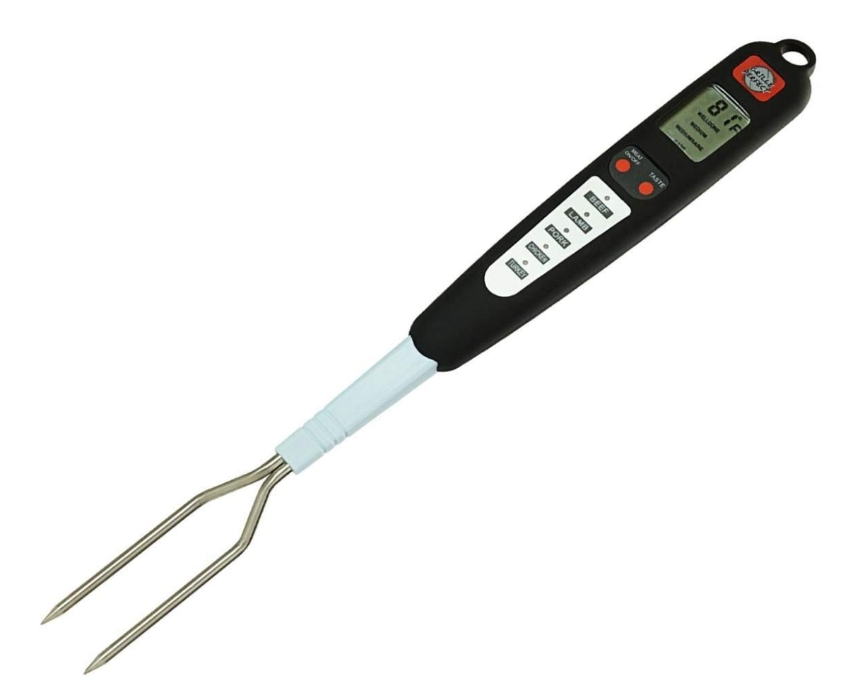 Grille Perfect Digital Meat Thermometer