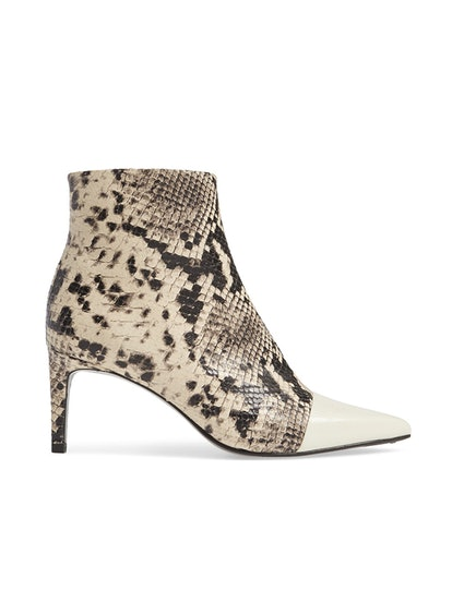 Beha Pointy Toe Bootie
