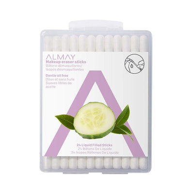 Almay Oil-Free Makeup Eraser Sticks (24 Pack)