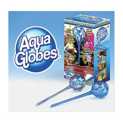 Aqua Globes Plant Watering Bulbs (2 Pack)