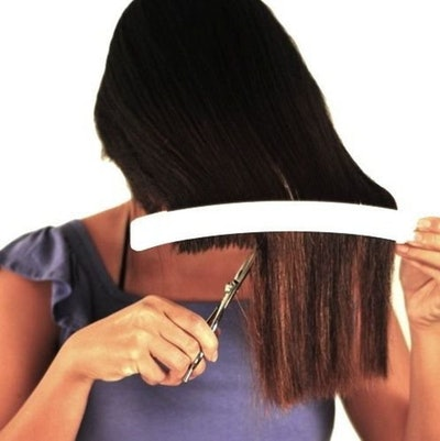 CreaClip Hair-Cutting Clip Set (3 Pieces)