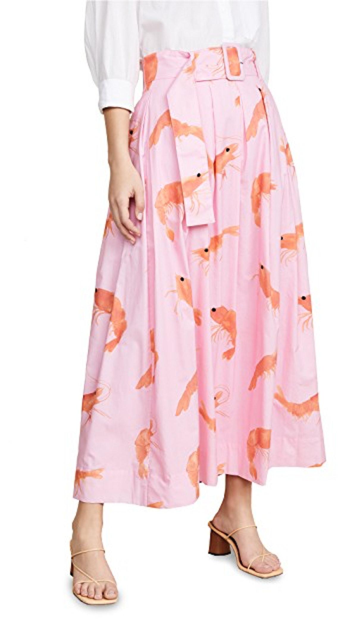 Rachel Antonoff Vinita Midi Skirt