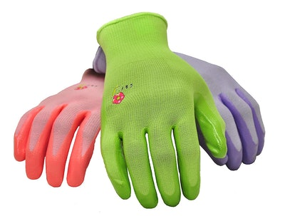 G & F Women's Garden Gloves (6 Pairs)