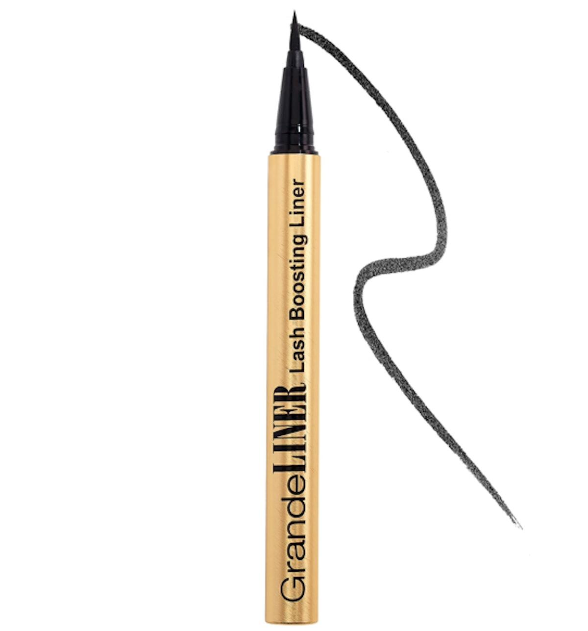 GrandeLINER Lash Boosting Eyeliner