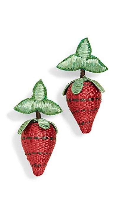 All Things Mochi Berry Earrings