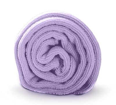 Luxe Beauty Essentials Microfiber Hair Towel