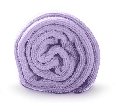 Luxe Beauty Essentials Microfiber Hair Towel