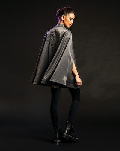 Leia Cape Coat