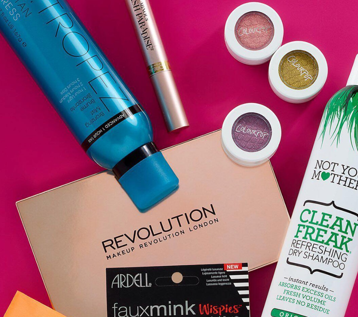 Ulta's Spring 2019 Haul Sale Includes 40% Off Winky Lux, Morphe, & Burt's Bees Products