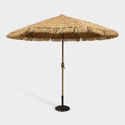 Thatched Market Outdoor Umbrella