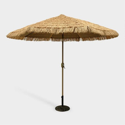 Thatched Market Outdoor Umbrella