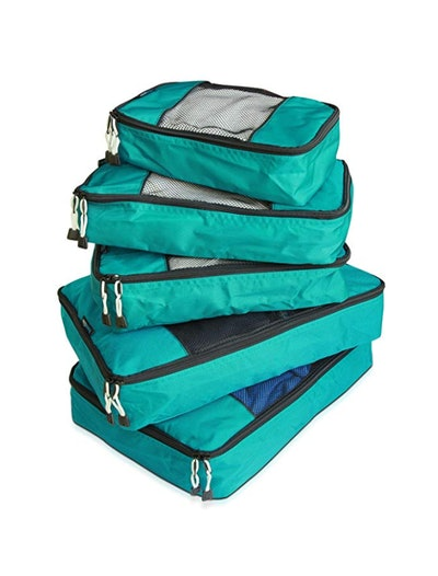TravelWise Packing Cube System (Set of 5)