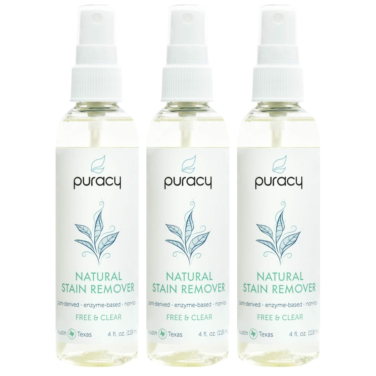 Puracy Laundry Stain Remover (3 Pack)